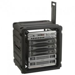 """SKB Cases - 3SKB-R12U20W - 19"""" Rack Trolley Case 12 U"""
