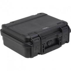 """SKB Cases - 3i-1610-5B-L - Mil-Std Waterproof Case 5.5"""" Deep"""
