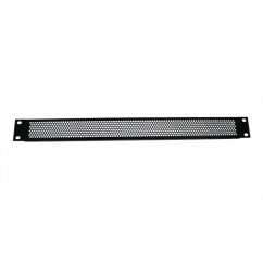 Adam Hall - U-shaped Ventilation Rack Panel 1 U steel