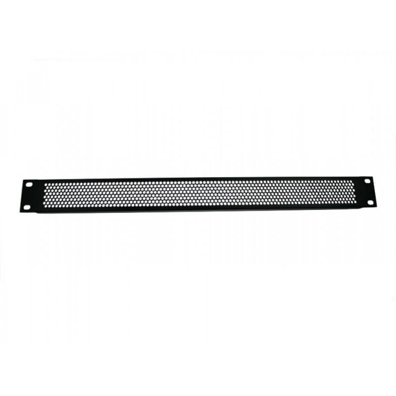 adam hall grille de ventilation en acier 1u en vente chez global audio store panneaux rack. Black Bedroom Furniture Sets. Home Design Ideas