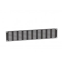 Adam Hall - U-shaped Ventilation Rack Panel 2 U steel