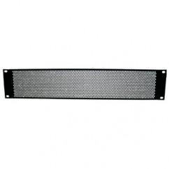 Adam Hall - U-shaped Ventilation Rack Panel 2 U steel