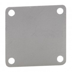 Adam Hall - Tischverbinder System - Gegenplatte für 87987 Einbau Aufnahme