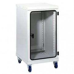 """Adam Hall - Door with Window for 88120 19"""" Industrial Cabinet 20 U"""