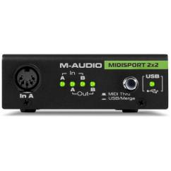 M-AUDIO - MIDISPORT 2x2 Anniversary Edition