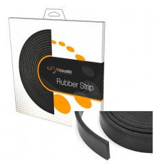 VICOUSTIC - RUBBER STRIP - 10 m