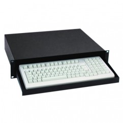 "Adam Hall - 19"" rackmount Computer Keyboard Tray"
