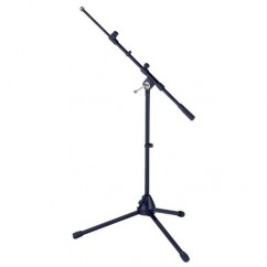 Adam Hall - Microphone Stand small with Boom Arm