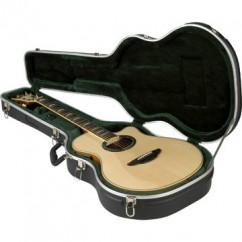 "SKB Cases - 1SKB-3 - Economy Guitar Case for  ""Thin-Line"" Acoustic Guitars"