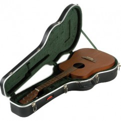 "SKB Cases - 1SKB-8 - Economy Guitar Case for ""Dreadnought"" Acoustic Guitars"