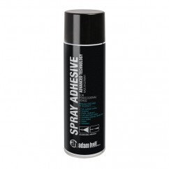 Adam Hall - Spray adhesif pour revêtements - 500 ml