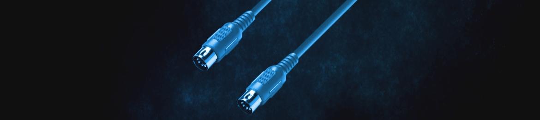 Câbles MIDI