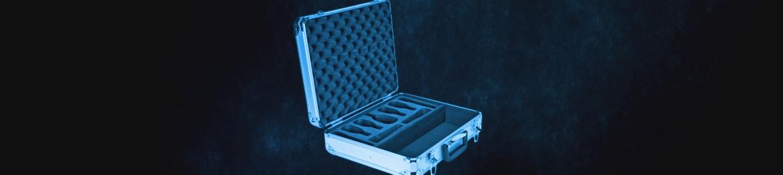 Micrófonos de los casos