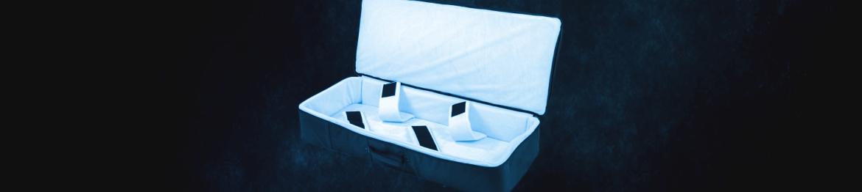Los casos del teclado
