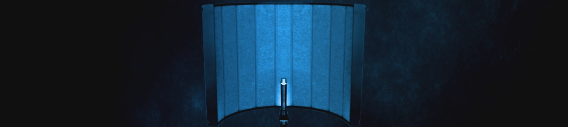 Acoustic Screens for Microphones