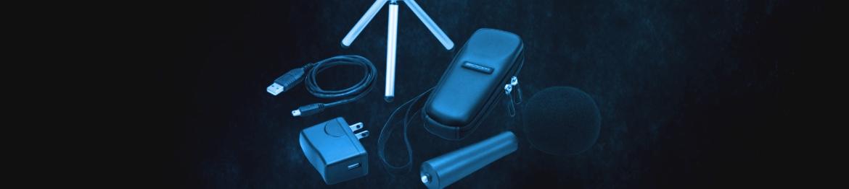 Accessoires Microphones