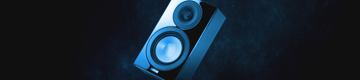 Hi-Fi Bookshelf Speakers