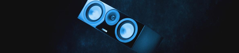 Hi-Fi Central Speakers
