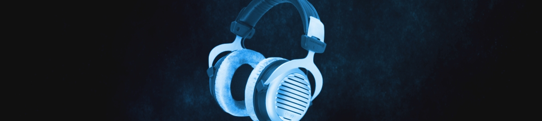 Öffnen HiFi Kopfhörer