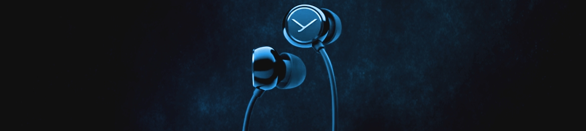 Auricolare In-Ear Hi-Fi Wireless