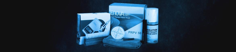 Accessoires et Produits d'Entretien Vinyle