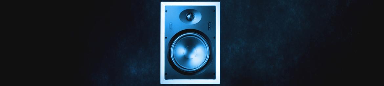 Built-In Wall Speakers