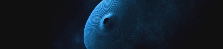 Pads de Cymbales
