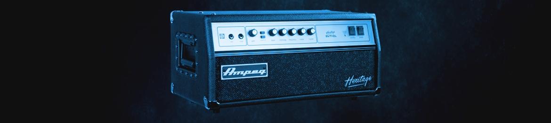 Amplificateurs Guitares & Basses