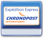 Express delivery by Chronopost
