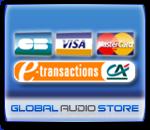 Réglez vos commandes par Carte de Crédit