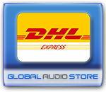 Express delivery by DHL Express