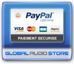 Réglez vos commandes par Paypal